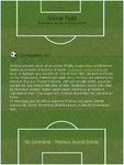 Soccer Field CSS by NellyAsher