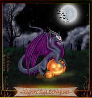 Halloween dragon 2010 by Natasha-Donovan1989