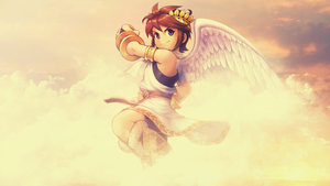 Kid Icarus Pit Wallpaper by Fatal-Nostalgia
