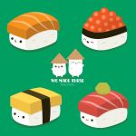 Sushi Time! by orangecircle