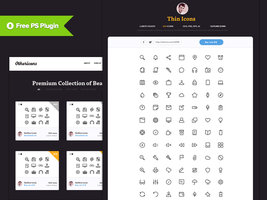 Othericons (free PS plugin) by OtherPlanet