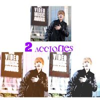 2 acciones Justinlandia by ismylovejustin