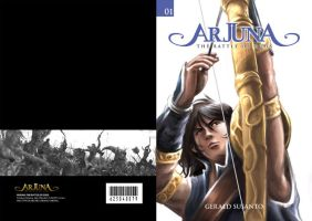 Arjuna Cover by ge12ald