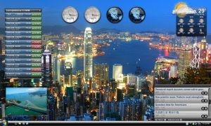 Hong Kong Desktop by HKHSBC