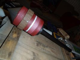 GR51 - Imperial Stick Grenade - Valkyria Chronicle by Scarlet-Impaler