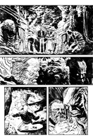 nightbreed sample page for BOOM! by DEVMALYA