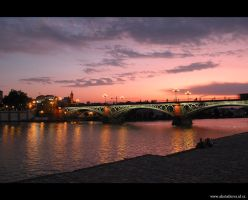 Puente de Triana by Seu4