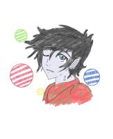 Marshall Lee Redbubble by spot1the2dog3
