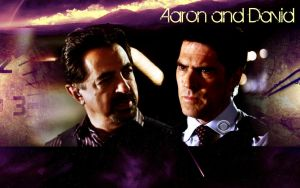 SSA Hotchner and Rossi by Anthony258