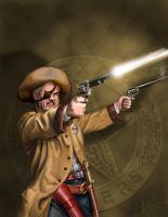 Texas Ranger by ChrisAppel