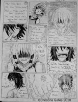Death Note-Death's Rose 8 by broken-with-roses