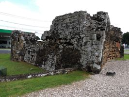 Spanish Ruins 2 by frisbystock