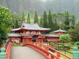 Valley Of The Temple - Hawaii by PiNoYChInO