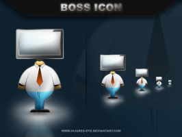 BOSS icon pack by injured-eye