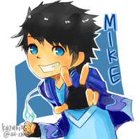 Mike~ by Ekaki-no-Melody
