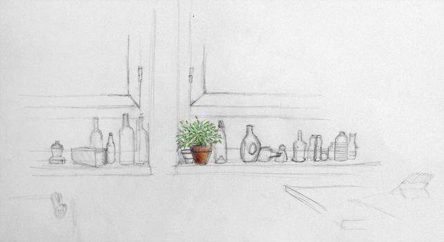 ikea plant in 1.5, from 2007. by TaxiService