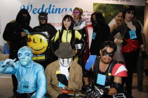 Watchmen Cosplay Group by chenmeicai