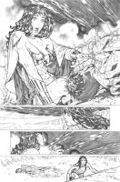 Superman WonderWoman page 03 by PauloSiqueira