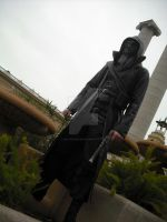 Corvo Dishonored by NaitoInugami