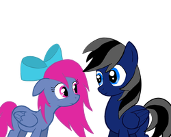 Swizzle and Flash by JellieLucy