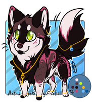 .:AUCTION CLOSED: A Canine Adopt:. by Mayasacha