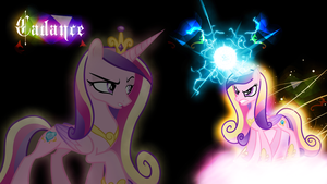 Princess Cadance Wallpaper V. 1 by Arakareeis
