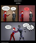 Mass Effect 1 - Murder by Sphynxette