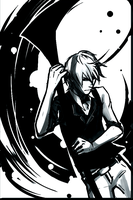 shizuo DRRR by Ceyism
