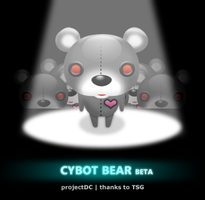 Cybot Bear in beta release by projectDC