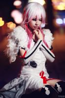 Inori - Guilty Crown by thipham