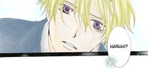 Tamaki Suoh Manga Colored by DeathAuther