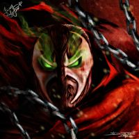 Spawn by AtomiccircuS