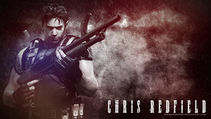 Chris Redfield by DarkAnimaPro