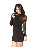 Yuri (SNSD) PNG Render by MiHVVN