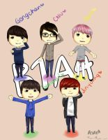 B1A4 by Asaraa