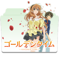 Golden Time Icon by mikorin-chan