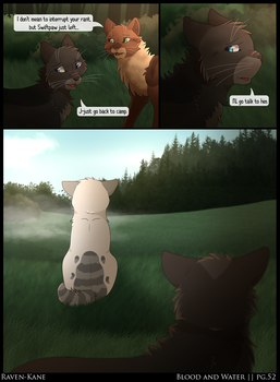 Warriors: Blood and Water - Page 52 by Raven-Kane