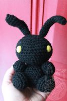Heartless - for sale on Etsy by theyarnbunny