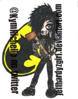 .:Chibi Andy Biersack:. by KymmieCup