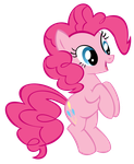 Pinkie wants to be a kangaroo by randomtmcr