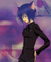 Ikuto by annakire