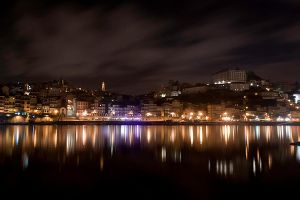 Another Porto by night by nfp