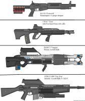 Military Weapon Variants 46 by Marksman104