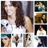 Sharon den Adel by CrazyEvilGirlie