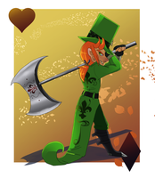 Madhatter Weapon of choice by pink-ninja