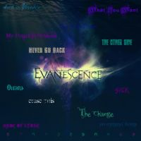 Evanescence :Evanescence: by ForeverFallen16