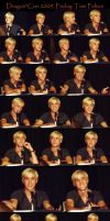 Tom Felton at DragonCon 2009 by CanisCamera