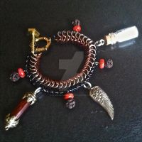 Supernatural Charm Bracelet by Rosie-Periannath