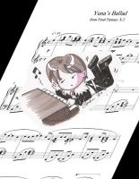 Chibi Piano Squall by Yuffie1972