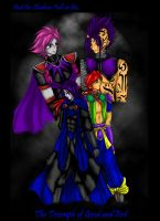 -Triumph of Good and Evil.- by fallenrose24